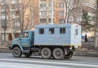 передвижная лаборатория на шасси ЗИЛ-433442. г. Самара, ул. Ново-Садовая