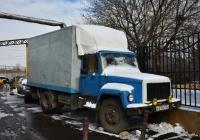 Фургон на шасси ГАЗ-3307 №К 578 ВТ 52. Москва, Водопроводный переулок