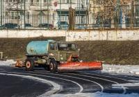 "машина для подготовки льда на базе шасси ГАЗ-66*. г. Самара, стадион ""Динамо"""