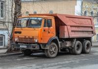 самосвал КамАЗ-5511 #Р199ХО163. г. Самара, ул. Алексея Толстого