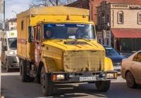 передвижная ремонтная мастерская на шасси ЗиЛ-4331* #К091СТ63. г. Самара, ул. Фрунзе