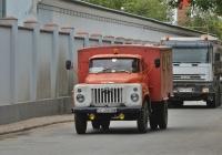 Фургон дорожной службы на шасси ГАЗ-53-12 (шасси) #С 458 ВН. Приднестровье, Тирасполь, улица Шевченко