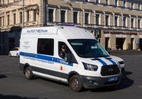 Оперативно-служебный автомобиль Нижегородец-22272C на шасси Ford Transit #А508478. Санкт-Петербург, Садовая улица