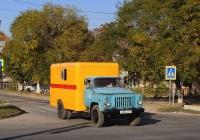 Автомастерская на шасси ГАЗ-53. Крым, Евпатория, улица Дмитрия Ульянова