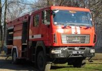 Пожарная автоцистерна АЦ-5-40 (5309)-442А. Донецкая область, г. Мариуполь, Московская улица, 42