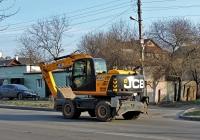 Полноповоротный колесный экскаватор JCB JS145W #21087 АХ. Харьковская область, г. Харьков, Салтовское шоссе