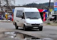Грузопассажирский фургон Mercedes-Benz Sprinter 316CDI #АЕ 1319 ЕВ. Харьковская область, г. Мерефа, Днепропетровская улица