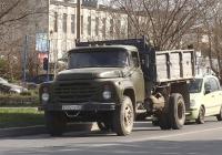 ЗиЛ-130*. Евпатория, улица Дмитрия Ульянова