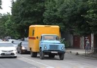 Автомастерская на шасси ГАЗ-52-01, А 916 НХ 82. Крым, Евпатория, Интернациональная улица
