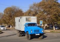 Автомастерская на шасси ГАЗ-53-12, А 666 НХ 82. Крым, Евпатория, улица Дмитрия Ульянова
