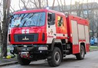 АЦ-4-60 (5309)-505М. Донецкая область, г. Мариуполь, Московская улица, 34