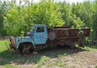 грузовой автомобиль ГАЗ-52 #В2902КШ. Самарская обл., с. Рождествено, ул. Жуковского