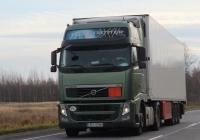 Седельный тягач Volvo FH #LBI 05M4. Россия, Псковская область, трасса Р-23, Островский район