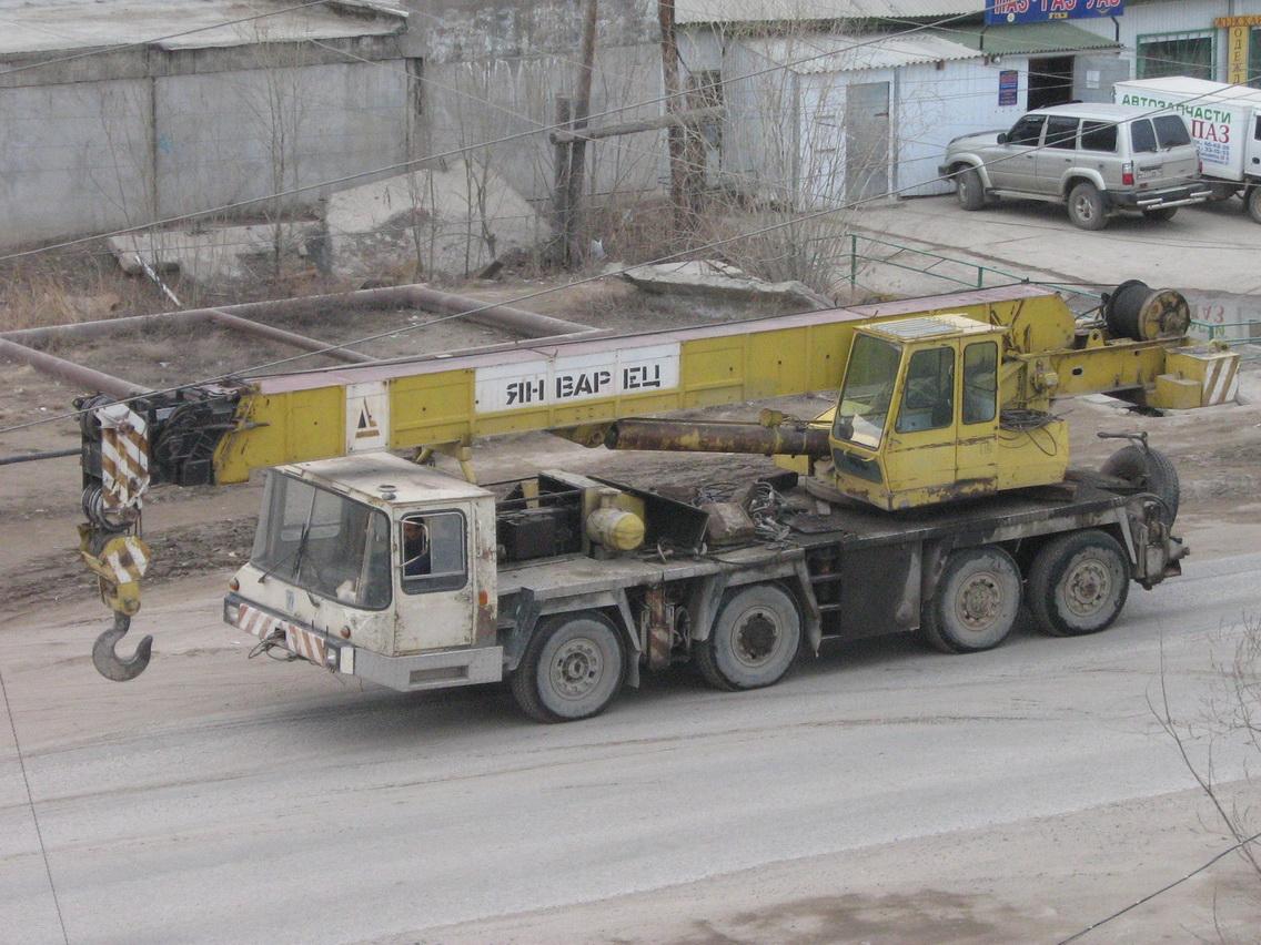 КС-6471А. Республика Саха(Якутия)
