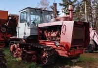 Гусеничный учебный трактор Т-150, #19912АХ. Харьковская область, Нововодолажский район, село Ракитное