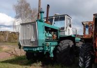 Учебный трактор Т-150К, #19914АХ. Харьковская область, Нововодолажский район, село Ракитное