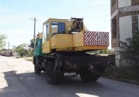 Автокран на шасси МАЗ-5334. Крым, Евпатория