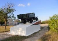 ЗИС-5В. Крым, Евпатория, улица 2-й Гвардейской Армии