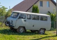 микроавтобус УАЗ-3962 #М123НС63. Самарская обл., с. Торновое, ул. Советская