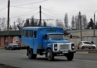Вахтовый автобус ТС-3966 на шасси ГАЗ-53-12  #419-17 ХА. Харьковская область, г. Харьков, Салтовское шоссе