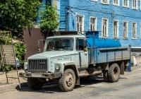 грузовой автомобиль ГАЗ-3307 #Н249КР63. г. Самара, ул. Ленинская