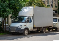 фургон на шасси ГАЗ-330202-288 #В835ЕР763. г. Самара, ул. Садовая
