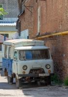 Вахтовый автобус ТС-17144 на шасси УАЗ-3303 #Е774НК63. г. Самара, ул. Садовая