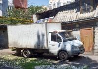 фургон на шасси ГАЗ-330202-288 #К766УУ63. г. Самара, ул. Садовая