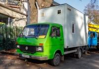 Фургон на шасси Volkswagen LT 35, #АХ8912НI. Харьковская область, г. Харьков, парк Шевченко