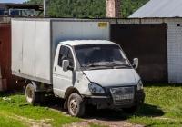 фургон на шасси ГАЗ-3302* #М399РС63. Самарская область, с. Ширяево, ул. Самарская