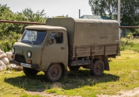 грузвой автомьбиль УАЗ-3303 #С859ОР63. Самарская область, с. Ширяево, ул. Колхозная