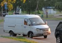 """цельнометаллический фургон ГАЗ-2705-288 """"Газель-Бизнес"""" #В553МА763. г. Самара, ул. Осипенко"""