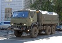 грузовой автомобиль повышенной проходимости КАМАЗ-5350 #5001АВ76. г. Самара, ул. Ульяновская