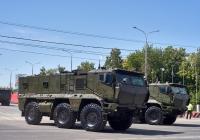 """бронеавтомобиль Ремдизель-63968 """"Тайфун К"""" парадного расчета. г. Самара, ул. Вилоновская"""