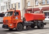коммунальная машина КО-829А1. г. Самара, ул. Молодогвардейская