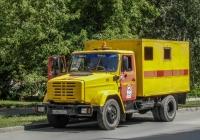 передвижная мастерская на шасси ЗиЛ-4331* #К094СТ63. г. Самара, ул. Первомайская