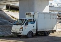 изотермический фургон на шасси Hyundai Porter #Т804ЕО163. г. Самара, Студенческий переулок