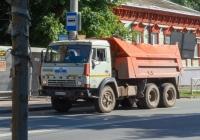 КамАЗ-55111 #Р681ХН163. г. Самара, ул. Водников