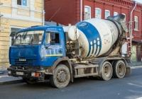 миксер на шасси КАМАЗ-65115 #А470ТС763. г. Самара, ул. Молодогвардейская