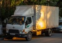 фургон на шасси Hyundai* #Х903УН163. г. Самара, ул. Ново-Садовая