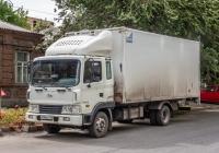 фургон-рефрежиратор на шасси Hyundai HD120 #А086ВА763. г. Самара, ул. Садовая