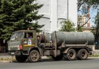 КО-505 на шасси КамАЗ-53213 #С321ХУ163. г. Самара, ул. Садовая