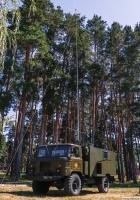 Командно-штабная машина Р-142Н на шасси ГАЗ-66, #0365Ч1. Харьковская область, Учебный центр Оперативно-спасательной службы гражданской защиты ГСЧС Украины