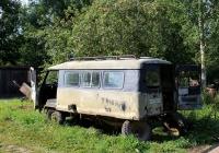 Микроавтобус Псковавто АПВ-У-01 #Р 817 ВВ 60. Псковская область, Великолукский район, Костюжино