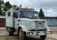 Машина аварийно-ремонтная РЖМ-52 на шасси ЗиЛ-433362, В 445 ТК 29. Архангельская область,Мирный
