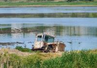 Трактор ДТ-75. Николаевская область, Витовский район