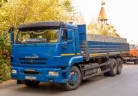 грузовой автомобиль КамАЗ-65117 #Т511РЕ71. г. Самара, ул. лейтенанта Шмидта