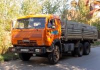 грузовой автомобиль КамАЗ-54105 #Е207УТ163. г. Самара, ул. лейтенанта Шмидта