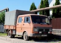 Volkswagen LT 35 #Е 558 КС 152. Псков, Окраинная улица