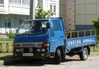 Бортовой грузовик Toyota Toyo Ace #М 614 ЕХ 60. Псков, улица Шестака